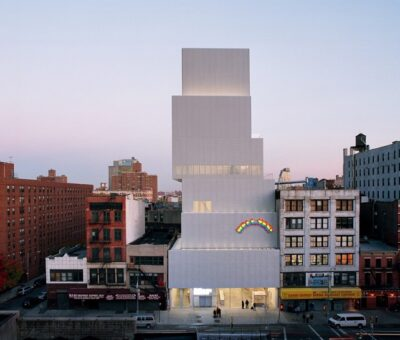 SANAA, Museo de Arte Contemporaneo New York
