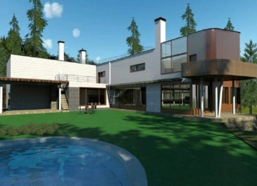 Alvar Aalto, Villa Mairea