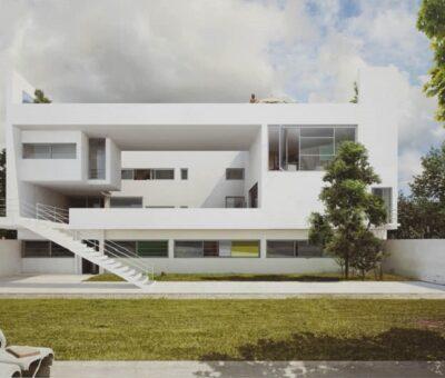Le Corbusier, Villa Ocampo