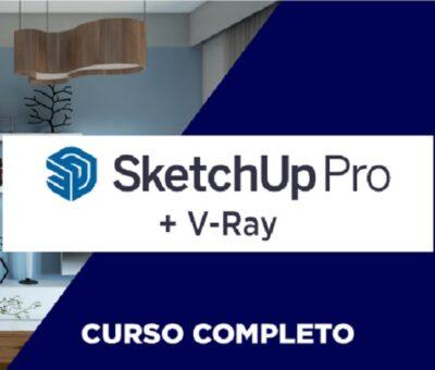 Curso SketchUp + VRay