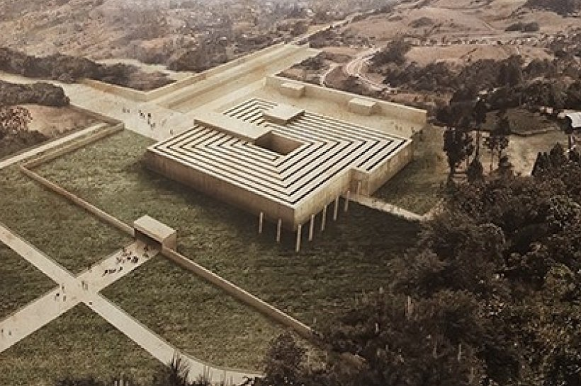 Le Corbusier en Argentina, tecnne