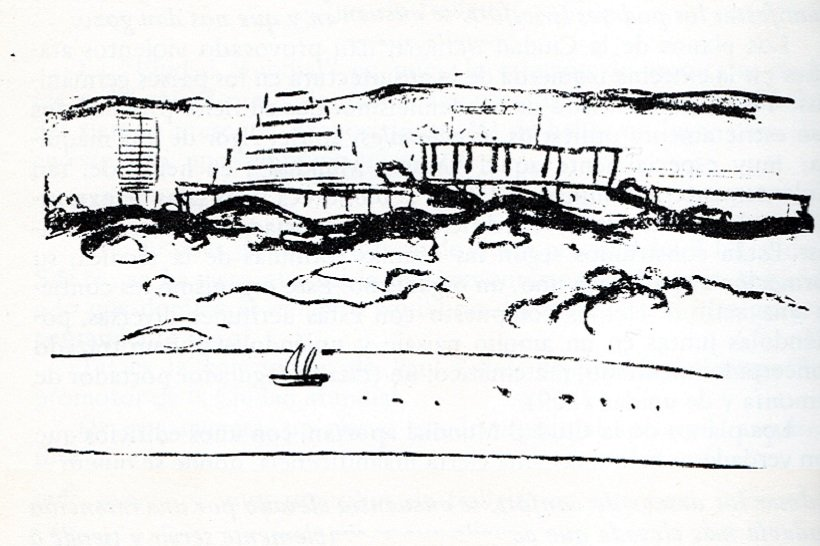 Le Corbusier en Buenos Aires, Museo Mundial