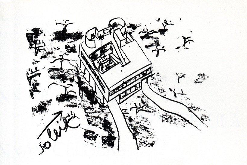 Le Corbusier en Argentina, Villa Savoye