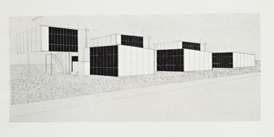 Marcel Breuer, Bambos, tecnne. ©Bauhaus Dessau