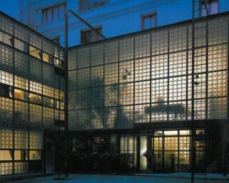 Maison de Verre, Bernard Bijvoet & Pierre Chareau