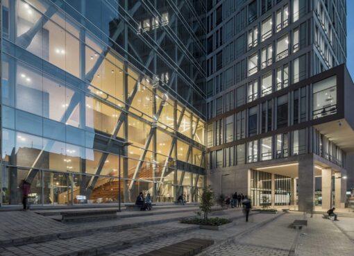 Un campus vertical