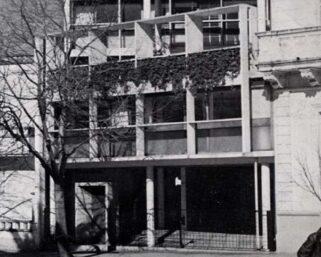 Casa Curutchet, cronología del proyecto