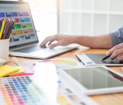 Estudiar diseño gráfico online